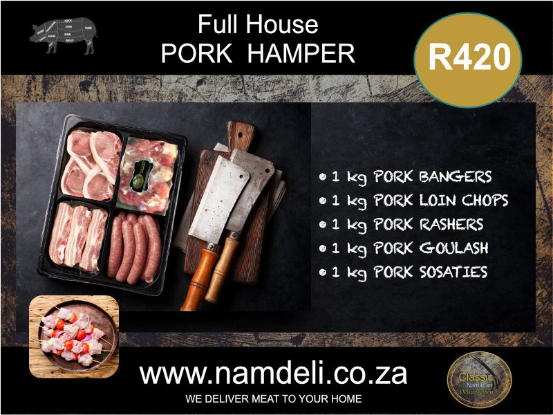 CND More pork Hamper