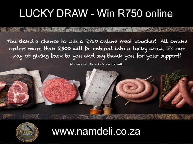 Online Lucky Draw