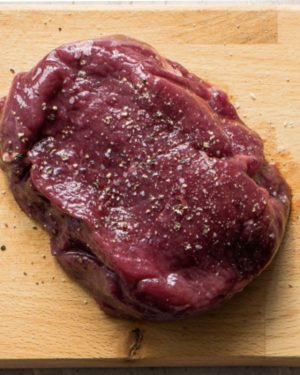 Ostrich Steak Meat