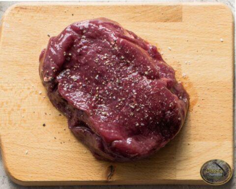 Ostrich Steak Meat