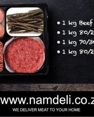 Boerie Beef Meat Hamper