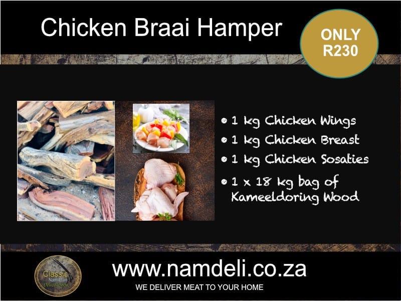 Chicken Braai Hamper