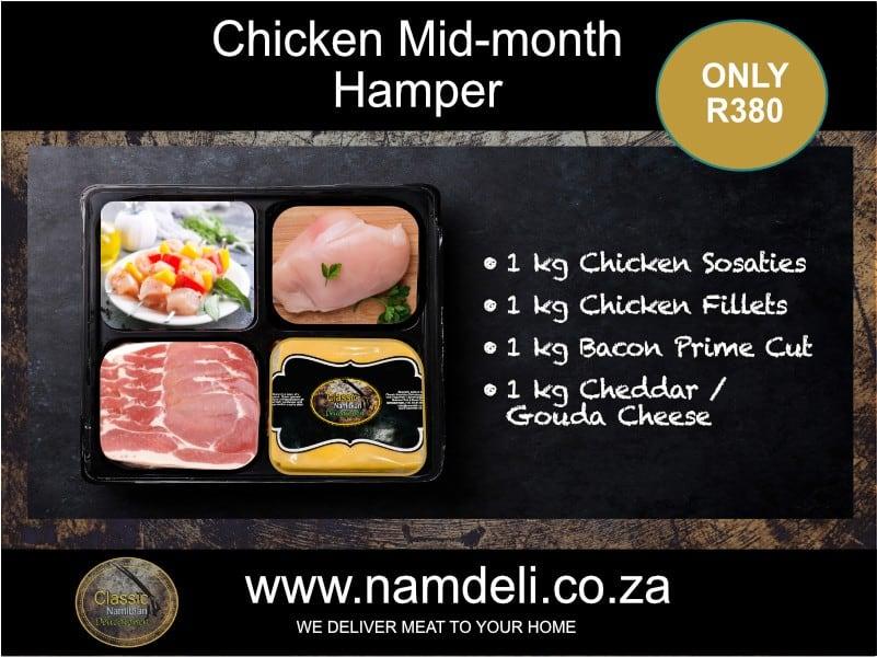 Chicken Mid-month hamper