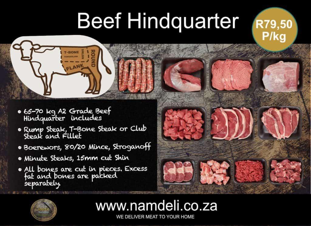 Beef Hindquarter