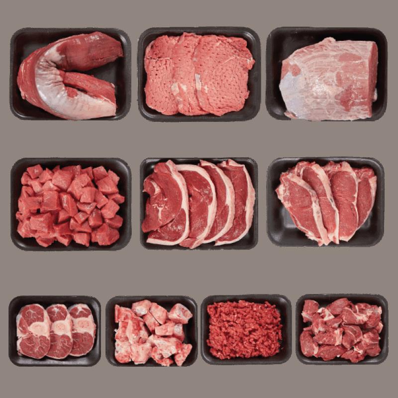 Beef Hindquarter cuts