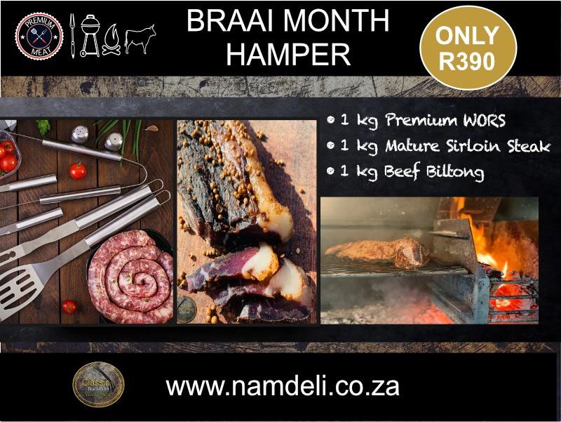 Braai Month