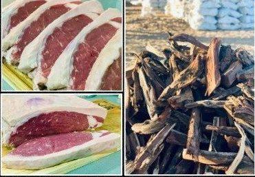 Beef Sirloin Braai hamper