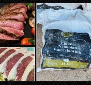 Steak for 8 braai hamper