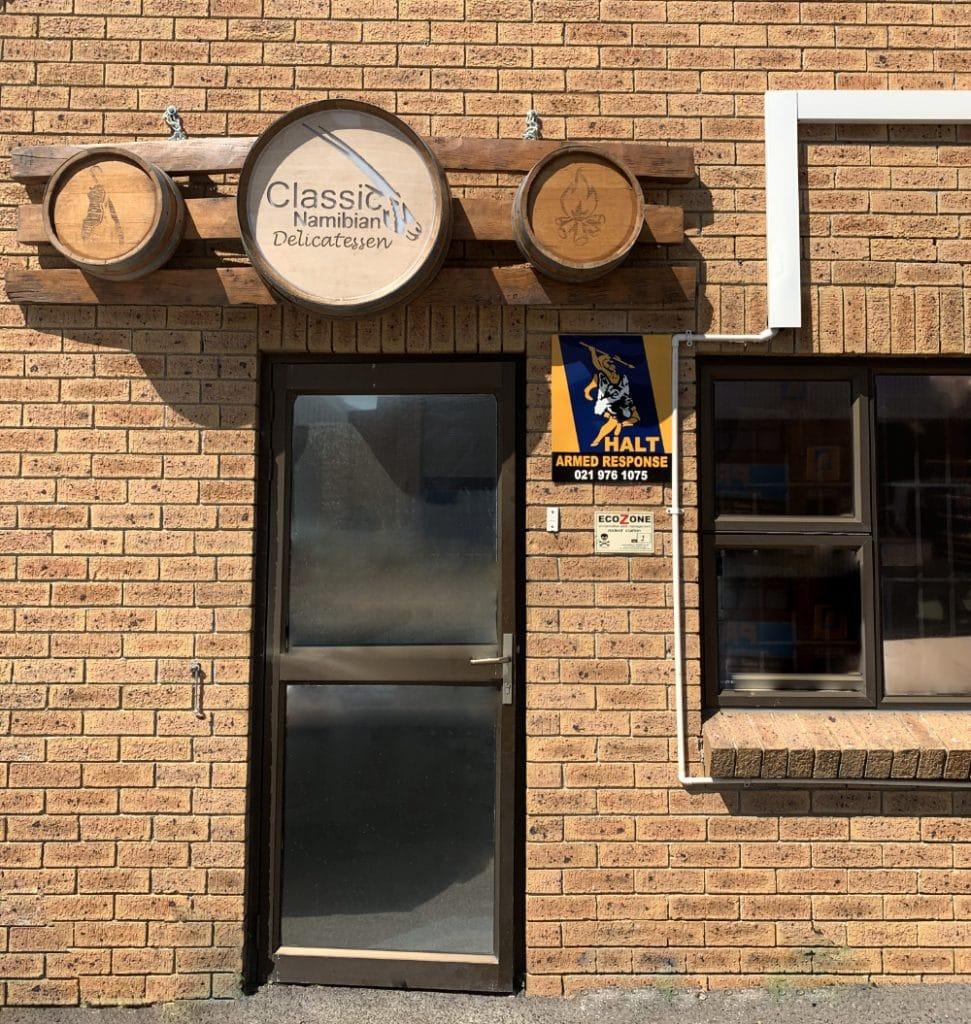 Bellville shop entrance1