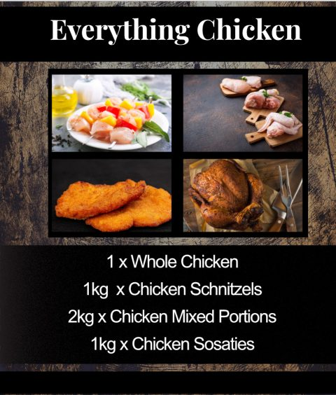 everything chicken hamper