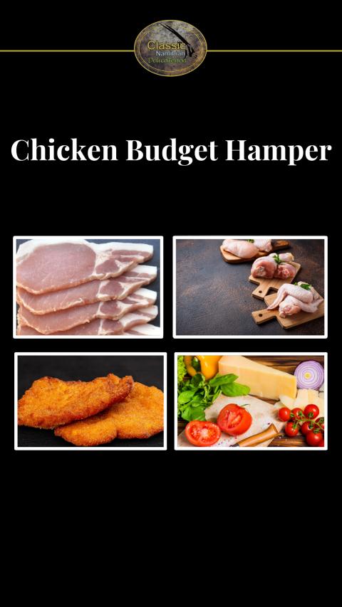Chicken Budget Hamper